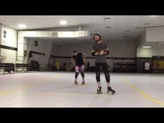 Three easy tips to instantly make you a better roller derby player - YouTube