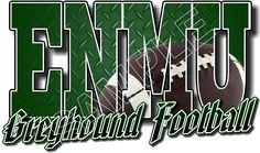 Design name: ENMU Football 3