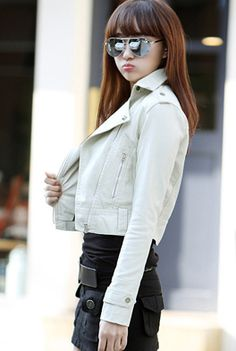 Today's Hot Pick :Zip-Up Tweed Jacket http://fashionstylep.com/SFSELFAA0000429/happy745kren/out High quality Korean fashion direct from our design studio in South Korea! We offer competitive pricing and guaranteed quality products. If you have any questions about sizing feel free to contact us any time and we can provide detailed measurements.