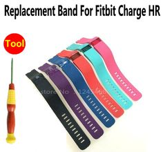 Find More Smart Accessories Information about Silicone Replacement repair Wrist Strap Band DIY Repair replace For Fitbit Charge HR Band ChargeHR Watch Rubber Bands With Tool,High Quality band wrist bands,China silicone wrist strap Suppliers, Cheap repair fors from Shenzhen Kerunda Technology Co., Ltd. on Aliexpress.com