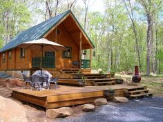 Conestoga Log Cabins has been providing quality small cabin kits to customers since Contact us today for more information on our Vacationer Log Cabin. Prefab Log Cabins, Tiny Log Cabins, Tiny House Cabin, Wooden Cabins, Log Cabin Homes, Cabins And Cottages, Prefab Homes, Small Cabins, Tiny Houses