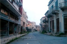 Varosha: Rare Photos from Inside Cyprus' 'Ghost City'