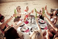 Bachelorette party / девичник / junggesellinnenabschied / Lánybúcsú