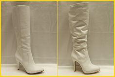 Heeel veel witte laarzen in de aanbieding @ www.silhouette.nl *** Lots of white boots on sale @ www.silhouette.nl
