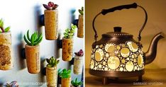 14 ingenious ways to turn old kitchen utensils into stylish home items