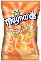 Maynards Fuzzy Peach | Candy Funhouse