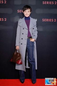 Song Jia, Sun Li and Maggie Cheung at fashion event in Beijing | China Entertainment News