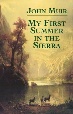 This book changed my life. John Muir describes the natural world around him in the most beautiful and spiritual way.