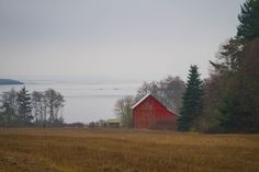 Fogged in on the Strait by Lopez Island on 500px