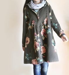 Love, love, love this Coat by MaLieb on Etsy, $99.00