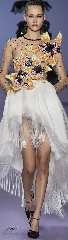 Fashion 2020, Runway Fashion, Georges Hobeika, Floral Fashion, Pucci, Black N Yellow, Beautiful Things, Designers, Carpet