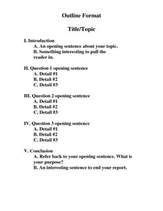 7c34ec02ba8884a3e8e9a7051885d88c--mla-clroom-resources Formal Outline Examples For History on brainstorming example, gist template example, standard mla format example, persuasive letter example, lab report procedure example, red herring example, project proposal example, antithesis example, line graph example, annotated bibliography example, essay-writing format example, purpose example, military sop template example,