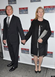 Meryl Streep and Don Gummer (34 Years)...20 Celebrity Couples Who Have Been Married 25 Years ... And Beyond|Pat Gallagher