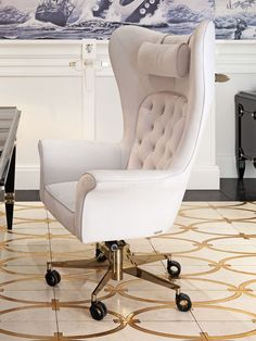 If you work in the interior design industry you know what it takes to transform a living space – accent furniture. The bold detailing and unusual aesthetics are perfect to enhance any ambiance or style.