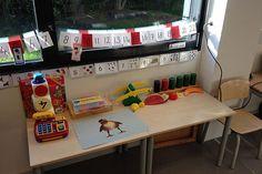 Een kijkje in de klas bij Sandra Meester - Lespakket Corner Desk, Corner Table