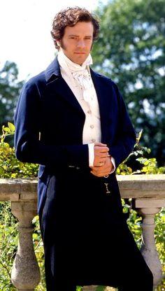 Colin FIRTH: Mr. Darcy/Pride & Prejudice (1995)