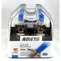 Cheap Nokya 880 Arctic White Stage 1 7000K Halogen Headlight / Fog Light Car…