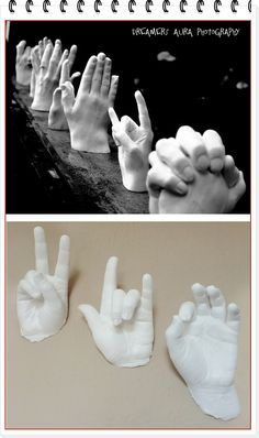 How to shape body parts Source by newshomedecors The post Create shapes of body parts appeared first on The most beatiful home designs. Diy Plaster, Plaster Crafts, Concrete Crafts, Plaster Sculpture, Concrete Sculpture, Hand Sculpture, Craft Projects, Projects To Try, Body Cast