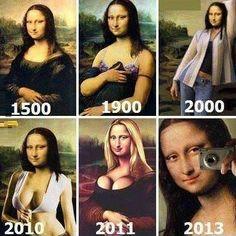 Mona Lisa - SunnyLOL