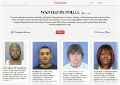 How Pinterest Can Help Fight Crime?