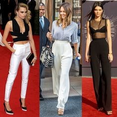 How to Wear High-Waisted Pants -- 10 Things to Wear and Avoid