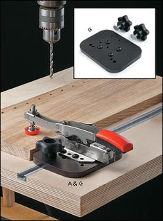 Bessey® Auto-Adjust Toggle Clamps - Lee Valley Tools
