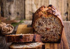 Herfstige cake Baking Recipes, Cake Recipes, Healthy Recipes, Fruit Bread, Banana Bread, Breakfast Cake, No Bake Desserts, Sugar Free, Tart