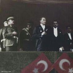 RT @1923ekim29: Ey yükselen yeni nesil ! Gelecek sizsiniz. Cumhuriyeti biz kurduk onu yükseltecek ve yaşatacak sizsiniz. Mustafa Kemal Atatürk