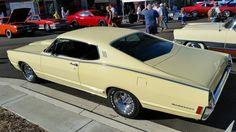 Rare Mercury Coupe