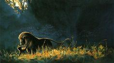 Concept Art The Lion King Disney
