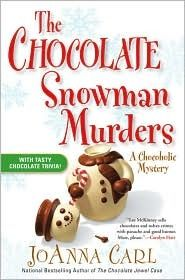 Chocoholic Mystery series by  JoAnna Carl - I love to read, I love mysteries AND I love Chocolate. I just have to read these series!