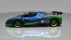 That is one bad looking race car! #landmarkautoinc   Forzamotorsport.net Forums