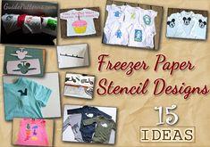 Die besten bilder von freezer paper freezer paper freezer