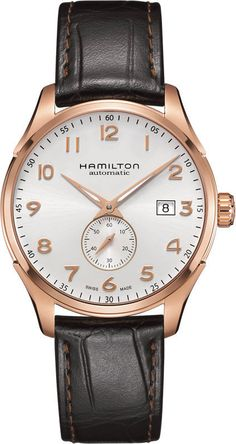 Hamilton Watch American Classic Jazzmaster Maestro #bezel-fixed #bracelet-strap-leather #brand-hamilton #case-material-rose-gold #case-width-40mm #date-yes #delivery-timescale-call-us #dial-colour-white #gender-mens #luxury #movement-automatic #official-stockist-for-hamilton-watches #packaging-hamilton-watch-packaging #style-dress #subcat-american-classic-jazzmaster #supplier-model-no-h42575513 #warranty-hamilton-official-2-year-guarantee #water-resistant-50m