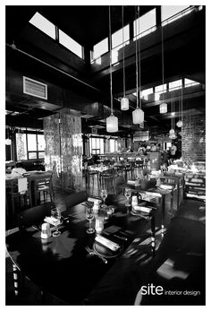 POT LUCK CLUB AND GALLERY _ The Old Biscuit Mill, Woodstock CT. Interior Design by SITE Interior Design: Greg Scott and Nina Sierra Rubia. Photography: Kate Del Fante Scott Photography.