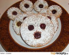 Linecké - původní recept Pancakes, Cookies, Breakfast, Food, Crack Crackers, Morning Coffee, Biscuits, Essen, Pancake