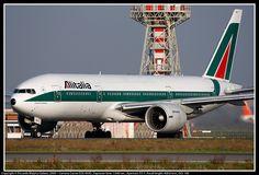 Boeing 777-243/ER Alitalia (I-DISD) by Malpo - VdP Photography, via Flickr