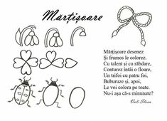 8 Martie, Kids Poems, Working Moms, Diy And Crafts, Diagram, Teaching, Words, Parents, Spring