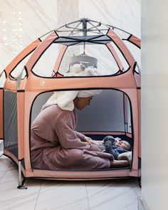 The Pop N' Go Playpen® is the most portable, compact, lightweight and easy to use kids playpen and play yard on the market. Perfect for babies, toddlers, small children and even pets. Baby Boys, Sims, Playpen, Everything Baby, Baby Needs, Baby Time, Baby Hacks, Cool Baby Stuff, Baby Gear