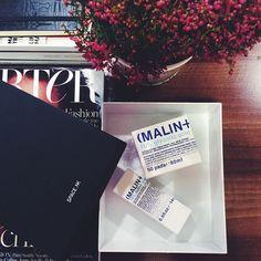 Продолжаю открывать для себя @malinandgoetz и сильнее влюбляться. #malinandgoetz Thanks @spacenk for quick delivery and adorable packaging! #blogtime #cosmetics #shoppingwithspacenk #beautyshopping #beautyblog #edelichbeautyblog
