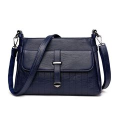 PU Leather Shoulder Bag for Women - Bagnclutches Luxury Handbags, Fashion Handbags, Tote Handbags, Fashion Bags, Leather Handbags, Casual Bags, Cross Body Handbags, Evening Bags, Leather Shoulder Bag