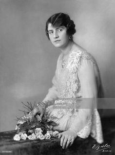 Suraya - Koenigin von AfghanistanEhefrau von Aman Ullah Khan, König von AfghanistanStudioaufnahme während ihres Berlin Besuches- 1928Foto: Emil Bieber; Hamburg