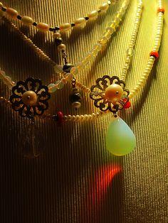 Yiousouri Thessaloniki, Fabric Jewelry, Jewelry Shop, Greece, Wall Lights, Drop Earrings, Diy, Home Decor, Jewerly