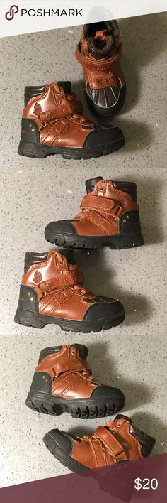 Polo assn boots Polo assn boots. Gently used. Bundle and save. Available on MercariⓂ️. lot#17 U.S. Polo Assn. Shoes Boots