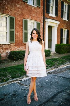 58c89a8637d Shelby from Glitter  amp  Gingham shares her bridal style and the perfect  bridal shower dresses