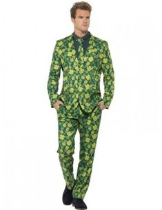 Patrick's Day costumes for adults and kids at great prices. Get a green Saint Patrick's Day costume and dress the part for this Irish holiday. Or even dress up your child in a kids leprechaun costume! St Patrick's Day Costumes, Adult Costumes, Holiday Costumes, Halloween Costumes, St Patrick's Day Outfit, Outfit Of The Day, Suit With Jacket, Leprechaun Costume, Adult Fancy Dress