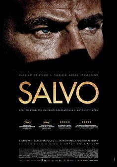 """Salvo"", regia Fabio Grassadonia, Antonio Piazza, distribuito da Good Films, design internozero comunicazione"