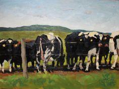 Bowdish Farm Cows along Fence