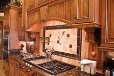 Pro #270709 | J2 General Contractors LLC | Norfolk, VA 23509 Kitchen Tiles Design, Subway Tile Kitchen, Modern Kitchen Design, Kitchen Decor, Cool Kitchens, Faucet, General Contractors, Awesome Kitchen, Norfolk