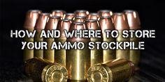When your gun doesn't have the ammunition required to fire it, it's little more than a poor club. While firearms provide any person with the best means of self-defense and security in a survival situation, they're borderline useless without ammo. This is why investing just as much money into a stockpile of ammunition is equally …